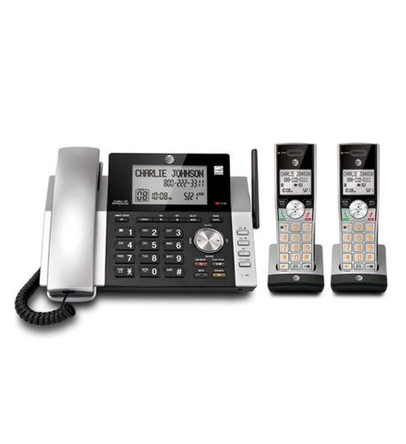 35cc5f54e987 Vtech 2 Handset Corded Cordless Answering System - Vaughn Engineering
