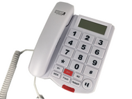 Future Call Amplified Big Button Phone