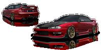 Origin Lab Racing Line Front Bumper 240SX S14 Kouki 97-98