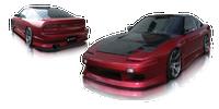 Origin Lab Stylish Full Kit Nissan S13 180SX/240SX 89-94