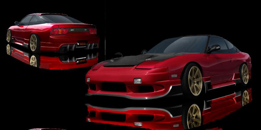 Origin Lab Racing Line Front Bumper Nissan S13 180SX/240SX 89-94