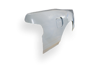 Origin Lab Tatakidashi 50mm (Fender Pull) Rear Over Fenders for Nissan Silvia/240sx Coupe 89-94