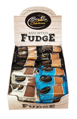 36 x  40g Assorted Fudge