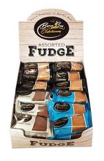 36 x  40g Assorted Fudge