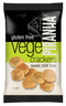 1 x 100g Piranha Vege Cracker  Flavour: Sweet Chilli Lime