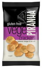 1 x 100g Vege Cracker Flavour: Balsamic Vinegar & Sea Salt