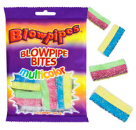 Blowpipes Bites Sour Multicolour 12 x 140g. This product is a great product to share or have all to yourself.