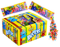 Buster Tangy Candy JoJo sachet 24 x 15g Net. Gluten Free. Not suitable for children under three years of age.