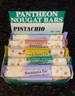 20 x 100g box of Assorted Nougat