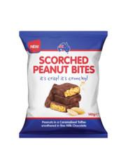 1 x 140g Scorched Peanut Bites
