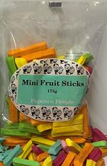 1 x 175g Fruit Flavoured Sticks