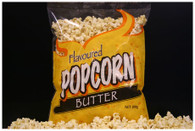 Buttered Popcorn 200g Pre-popped Bags