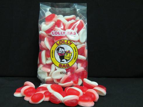 650gram Bag of Cadburys Strawberries & Cream