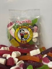 1 x 200g Small Lolly Bag