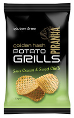 1 x 75g Potato Grill Sour Cream & Sweet Chilli GLUTEN FREE