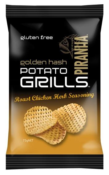 1 x 75g Potato Grill Roast Chicken Herb Seasoning