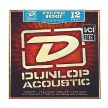 Dunlop Acoustic Guitar Strings 12-54