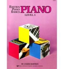 Bastien Piano Basics - Piano lvl 1