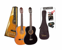 Valencia Classical Guitar Pack