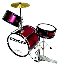 DXP 3 Piece Junior Drum Kit