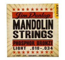 Jim Dunlop Mandolin Strings LIGHT