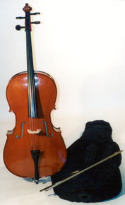 Stentor Student 1 4/4 Cello Outfit