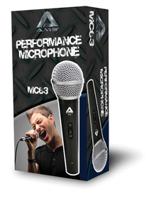 Carson Microphone