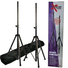 Xtreme Speaker Stand Pack