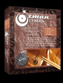 Ozman Cymbal Pack