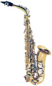 Fontaine Eb Alto Saxophone