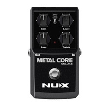 NUX Metal Core Effects Pedal