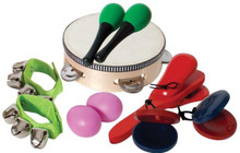 MP 6PCE Percussion Pack
