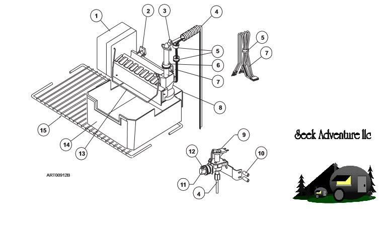 Modular Ice Maker Wiring Diagram