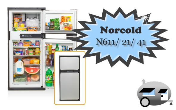 Norcold N611, N621, N641 Refrigerator Parts | The Norcold Guy on