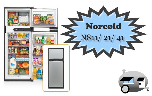 Norcold N811, N821, N841 Parts