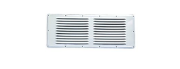 Norcold Upper Outside Side Vent Door 617485PW (polar white) fits model 322
