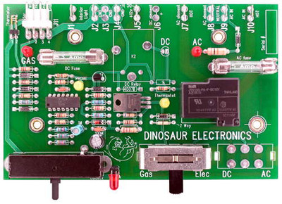 Norcold Power Board 61602722 (fits the 876EG2 & 878EG2) 2-Way Board