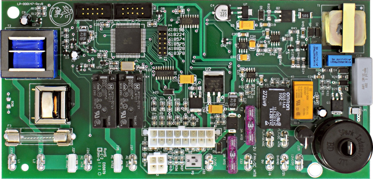 Norcold N991 Power Board (fits the 900/ 9100 models)