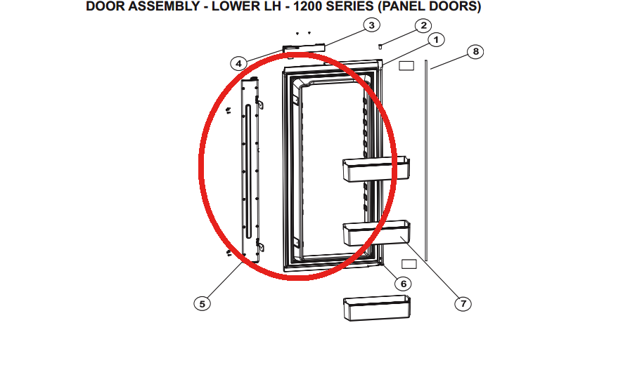Norcold Lower Left Hand Door 627980 Fits The 1200 Model Panel Type Door W Flapper besides Norcold Lower Right Hand Door 627992 Fits The 1200 Model Panel Type Door in addition Norcold Lower Left Hand Door 627978 Fits The 1200 Model Panel Type Door W Flapper moreover Norcold Thermistor Assembly 623077 Fits The N3104 N3150 Models also Norcold Dc Power Supply Board 163011300 Fits The De Dc0061 Model. on norcold n300 parts