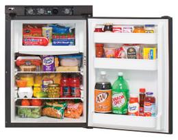 Norcold N306 (black trim) refrigerator