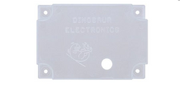 Dinosaur Electronics Large Igniter Board Cover (clear)