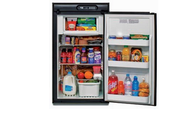 Norcold N512UR Refrigerators (5.5 cubic ft) gas absorption 2-way - BLACK