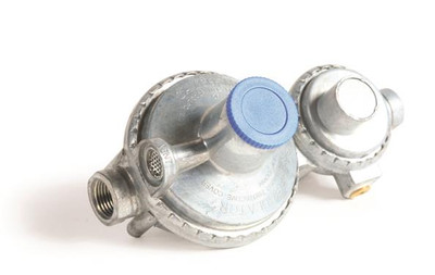Propane Regulator 59313 Vertical Mount (w/o shutoff valve)