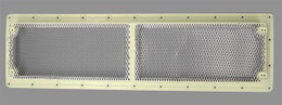 Norcold Refrigerator Vent Base 616319BWH (fits most models!)