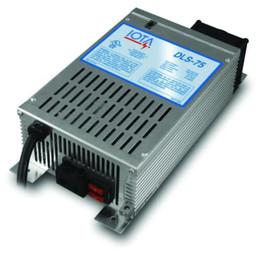 IOTA Converter Charger DLS-75 (75 Amp/ 1000 Watt Battery Charger)