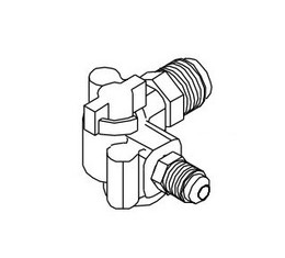 Norcold Manual Shut-Off Valve 617976 (fits the N300 and 3163)