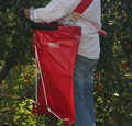 If your body can handle it, this bag can handle it! For a sturdy bag, try this FGS 90 Pound Vinyl Picking Bag!