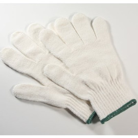For a simple way to protect your hands during light gardening, enjoy these inexpensive FGS String Knit Nylon Gloves.
