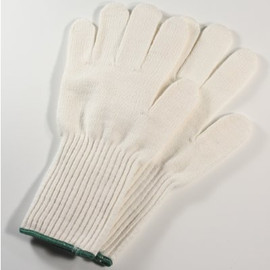 Keep your hands dry and cool while still staying protected with these FGS Long Cuff String Knit Nylon Gloves.