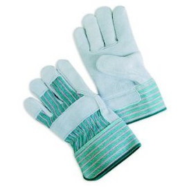 Made for extra protection on the palm, these gloves will protect you against most every puncture out there. try these Double Leather Palm Gloves today!